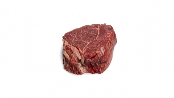 Filet medallions from the cow