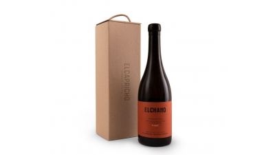 Our red wine El Chano 2018