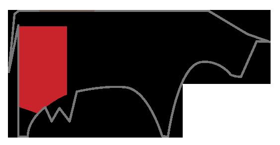 Parte de la vaca